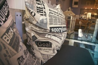 pillows-newspapers