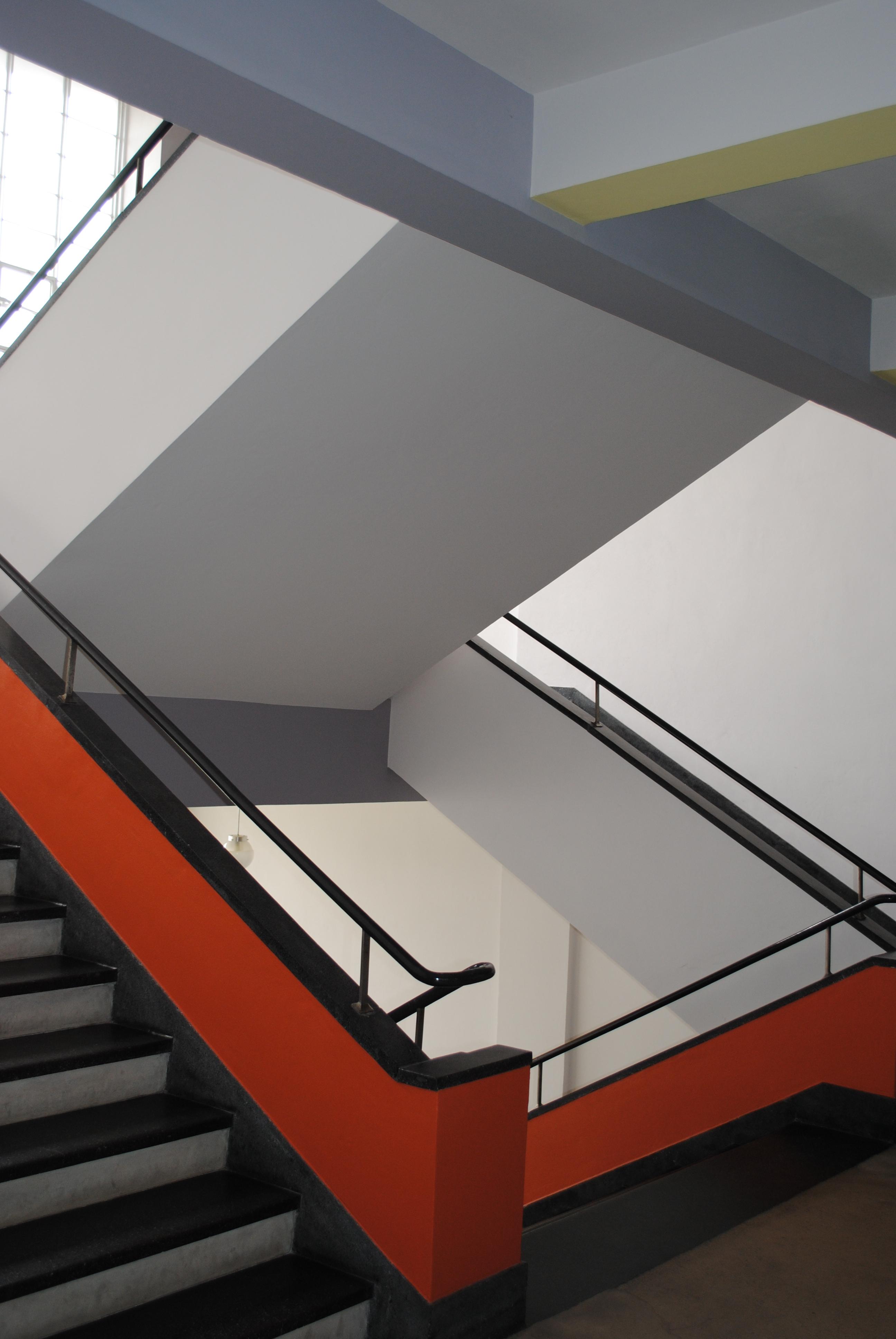 The Bauhaus Museum In Dessau