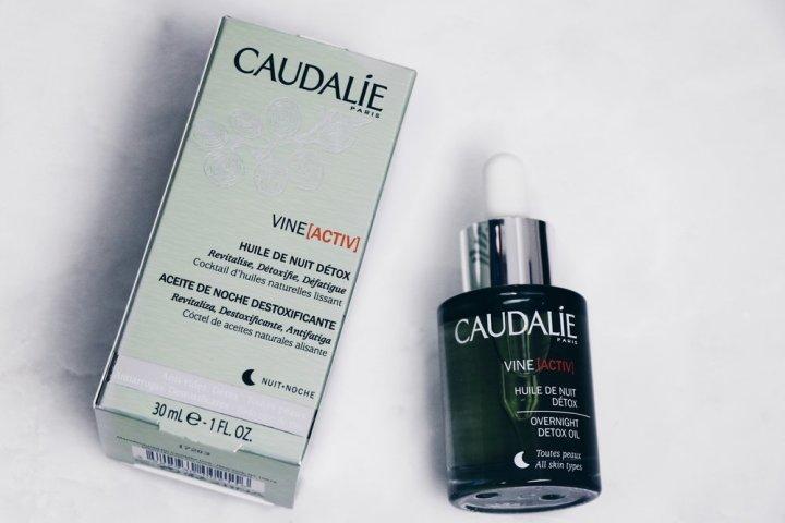 Caudalie -Vine[Activ] Overnight Detox Night Oil