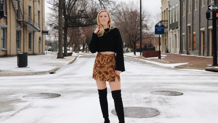 Why I love Skirts