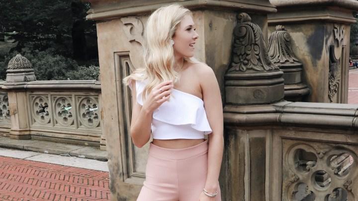 Think Pink.  Millennial Pink