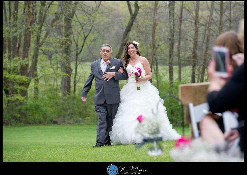 Tiffany & Scott – Bally Spring Inn Wedding in Barto, PA