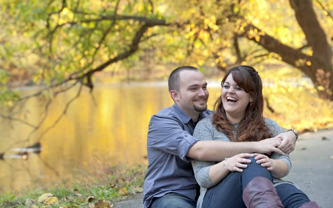 Gring's Mill Wyomissing Engagement Session | Matt & Lyndsay