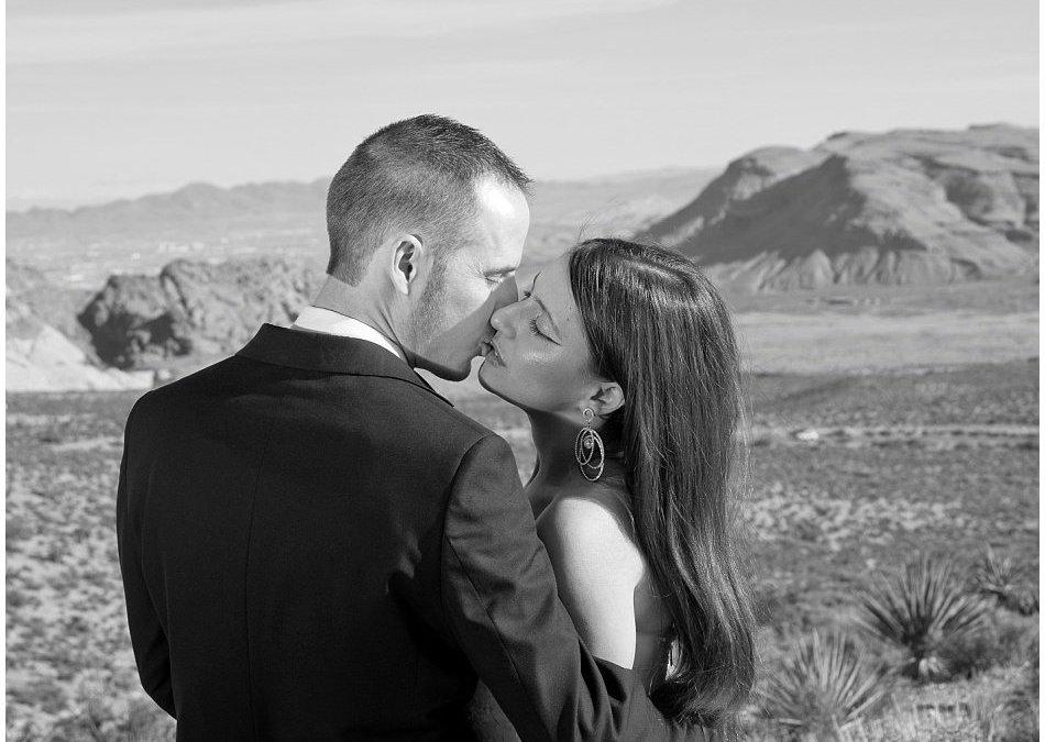 Las Vegas Nevada Wedding Photo Session | Nancy & Stephen