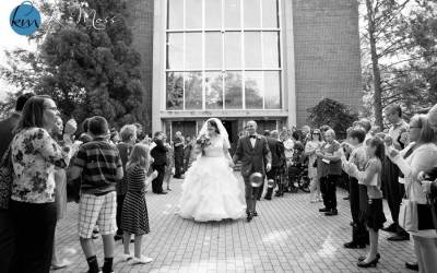 Albright College & Flying Hills, Reading PA Wedding | Lyndsay & Matt