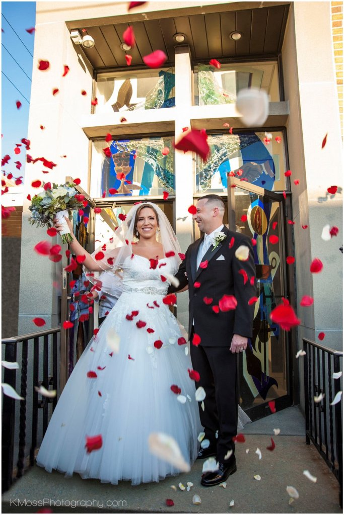 West Lawn United Methodist Berks County Wedding | K. Moss Photography