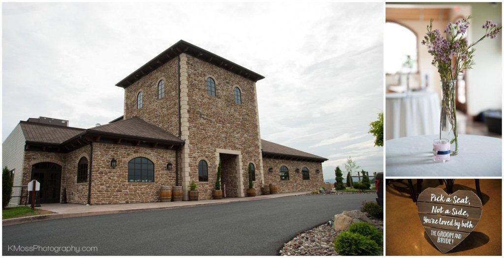 Reading Berks County PA | Folino Estate Wedding Photographer