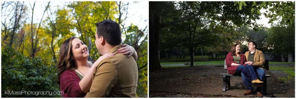 Lehigh Valley Engagement Session | K. Moss Photography