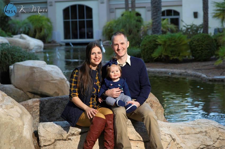 Las Vegas Family Session | Nancy & Stephen