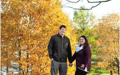 Blue Marsh Lake Engagement Session | Cheyenne & Brandon
