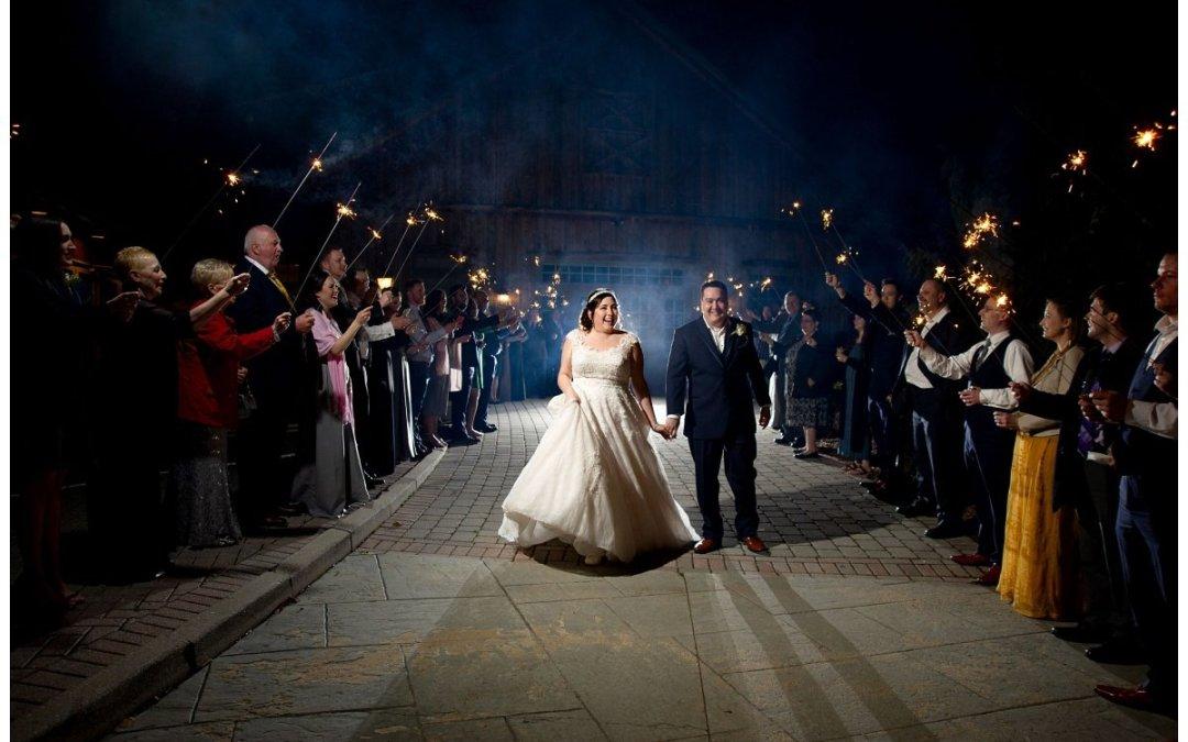 Glasbern Inn Glasloft Wedding | Emily & Warren