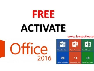 KMS ACTIVATOR FOR OFFICE 2016
