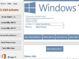 KMS Activator windows 10