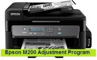 Epson M200 Resetter