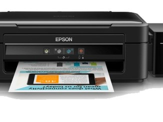 Epson L361 Resetter