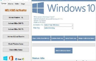 Windows 10 activation crack