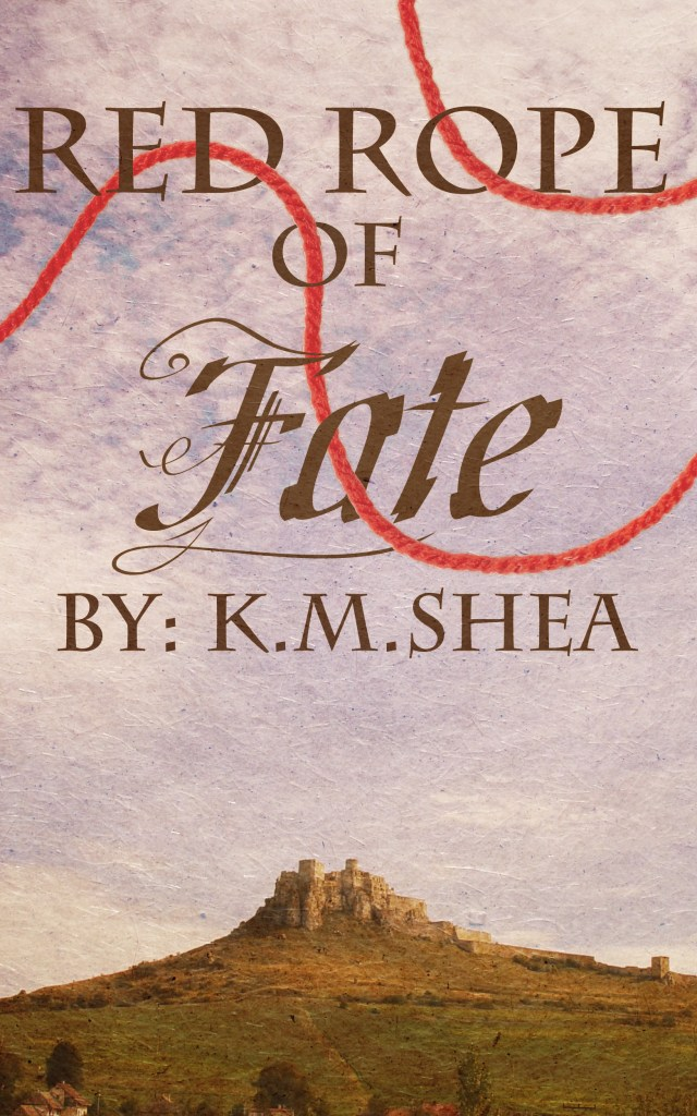 Cover Preview: Red Rope of Fate