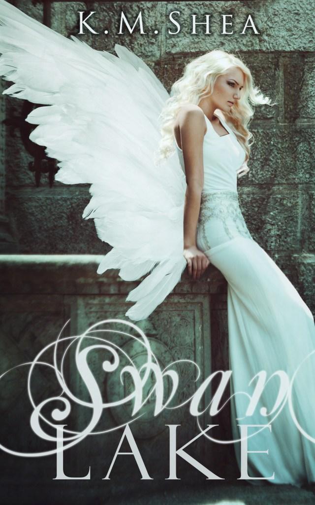 Cover Reveal: Swan Lake