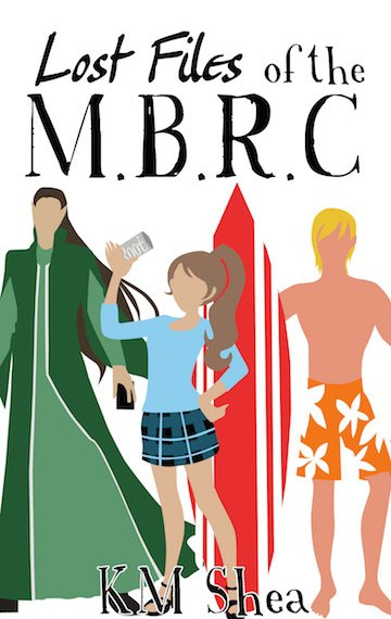 The Lost Files of the Magical Beings' Rehabilitation Center: a MBRC Anthology
