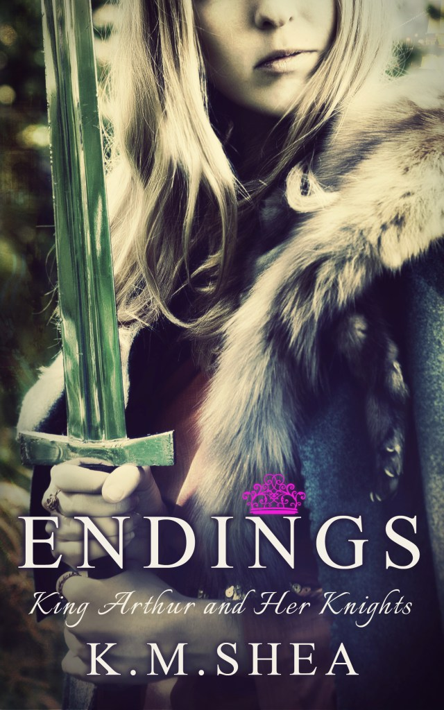 Cover Reveal: Endings