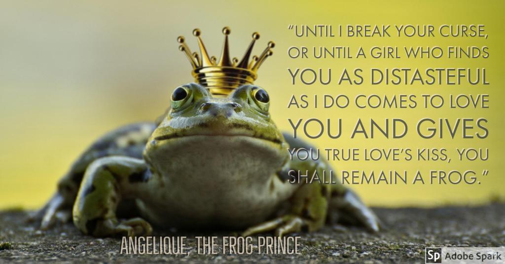 Modifying Frog Prince