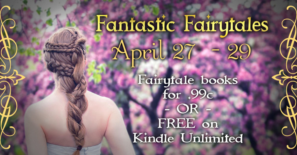 Fairy Tale Book Promotion Going on Now!