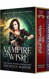 Vampire Wish boxset