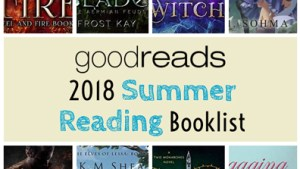 2018 Summer Reading Goodreads List