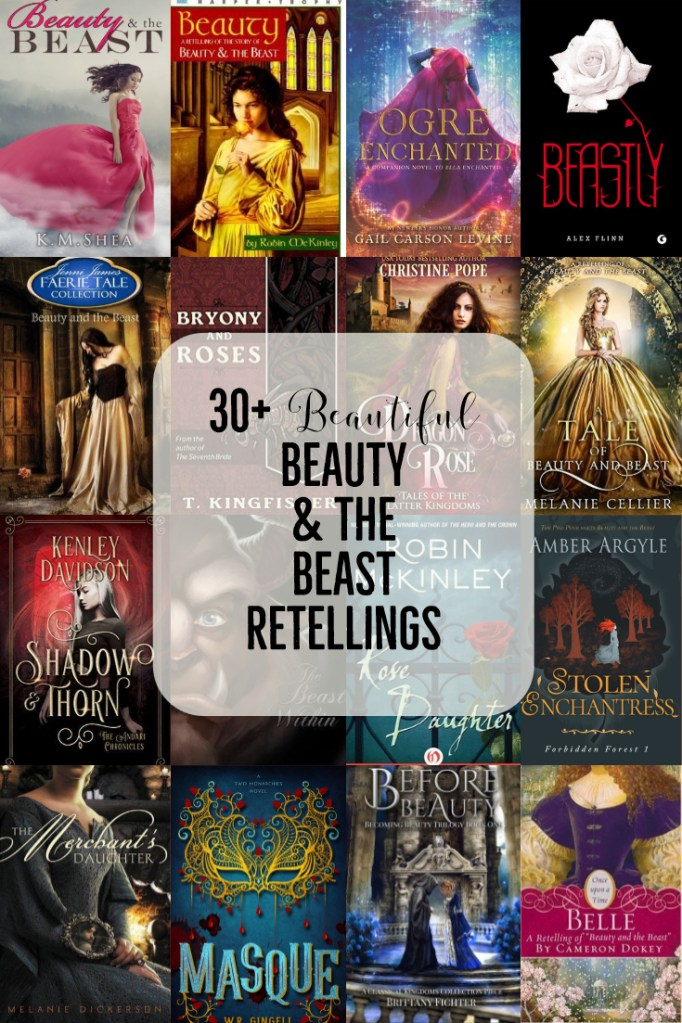 Beauty and the Beast Retellings