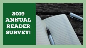 Annual Reader Survey