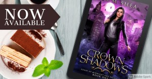 Crown of Shadows available