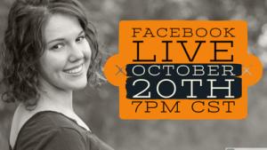 2021 October Facebook Live