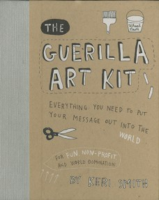 Keri Smith, The Guerilla Art Kit
