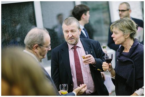 De Bedrijvenclub bezoekt Zeno X, foto: Jesse Willems