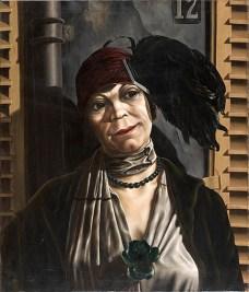 Pyke Koch, Bertha van Antwerpen, 1932, Gemeentemuseum Den Haag