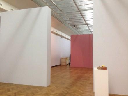 Donderdag 11/9: De kunstwerken uit het KMSKA worden naar Bozar getransporteerd.