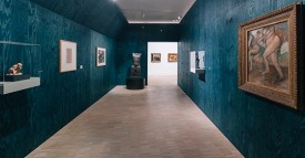 Zaalzicht van de tentoonstelling, foto: Jesse Willems