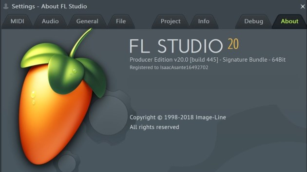 Image Line FL Studio 12 Fruity Edition Crack + Reg Key