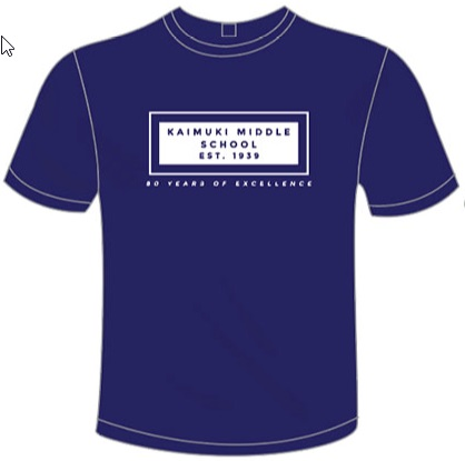 KMS 80th Anniversary Shirt