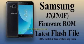 Samsung J7 Core flash file Download (SM-J701F) 4Files