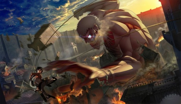 Attack on Titan: The Last Wings of Mankind Introduction Trailer