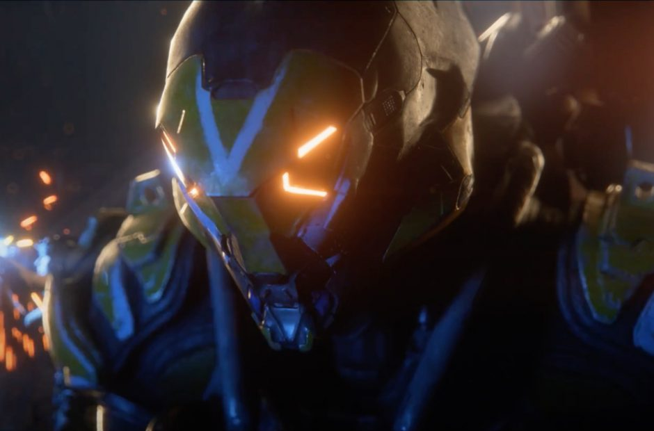 BioWare reveals its brand new IP, Anthem, a direct answer to Destiny