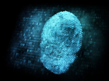 Our biometrics cannot be changed the way PINs or passwords can. Biometric identifiers are our individual physiological characteristics. Illustration photo: Thinkstock