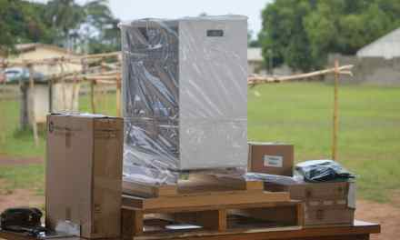 US Government Donates GeneXpert Machine to Liberian Army