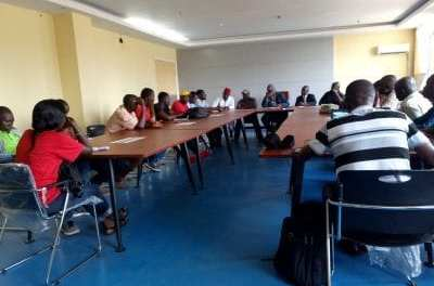 Youth and Sports Ministry ends one day meeting with Sports Journalists.