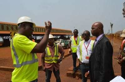 NPA ends two days port's assessment tour.
