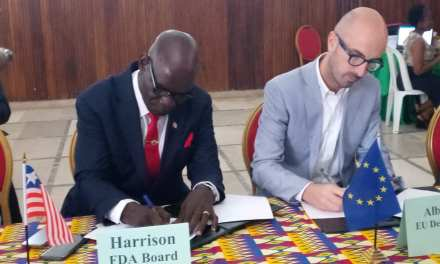 Liberia-EU Voluntary Partnership Agreement (VPA) Ends Sixth Annual Joint Implementation Committee meeting, Signed Aide Memoire To Improve Forest Governance