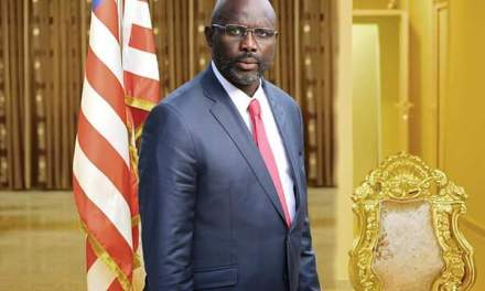 President George Weah Arrives In New York Sunday Ahead Of His Address On Wednesday At The UNGA