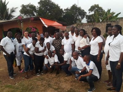 Serious Men and Serious Women Fellowship International President  Melvin Nyanway Encourages  Liberians To Rally With National Government To Foster Developmental Growth
