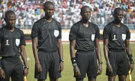 Senegalese Match Officials to Handle DR Congo vs Liberia